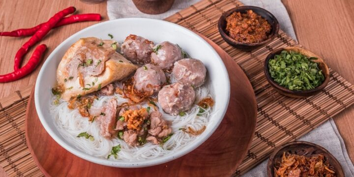 Commercial Food Photography for Bakso Ibukota
